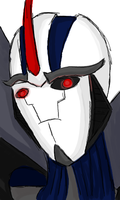 TFP: Starscream by Engelmoon