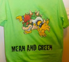 Bowser Shirt - School Spirit Day by Garnier-FX