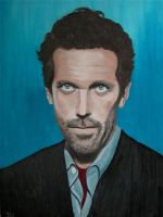 Gregory House M.D. by Vulkanette
