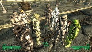 Fallout 3 modded -Halo Team- by CobaltFlash316