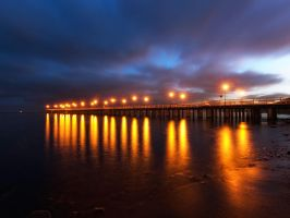 Pier of a Hundred Suns by MichalKownacki