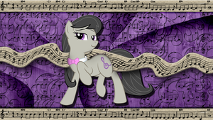 Octavia music sheet by pims1978