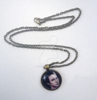 Oz Pendant Necklace by TheInklingGirl