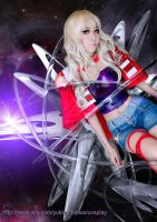 Sheryl Nome on CG Concert2 by yukigodbless