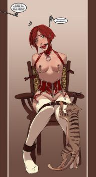 cats and bdsm are a horrible combination.... by shiniez