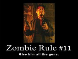 Zombie Rules 11 by psbox362