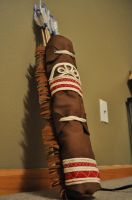 Connor Kenway Quiver by dunkmeinariver