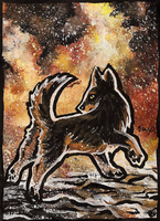 aceo for cloudstar-wolf by kailavmp
