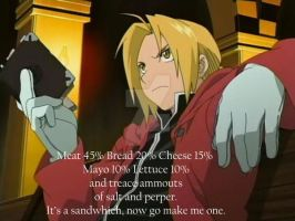 Edward Elric V-Day card 2 by AndromedaTheRoma