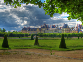 Fontainebleau III by BluePalmTree