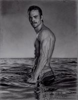 Paul Walker by romseskype