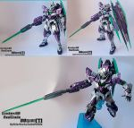 [FOR SALE] Gundam RG 00 Quan[T] Painted build by PGPete