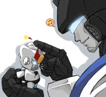 A twist by umitaro