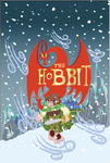 The Hobbit Tribute by cjbolan