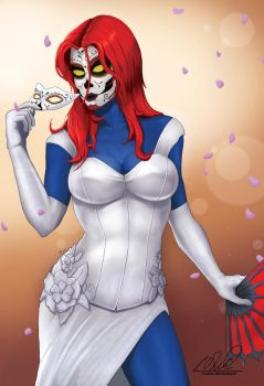 Mystique alt. by 7caco