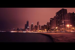 Chicago, Illinois, USA by Thrill-Seeker