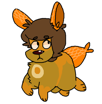 bunnyfish adopt by RCAdopts