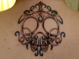 Celtic Tree of Life Tattoo by bakavaka