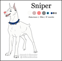 Sniper Character Sheet by faithandfreedom