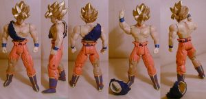DragonballZ SuperSaiyan GokuBD by pgv