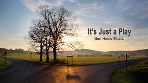It's Just a Play - Ben Heine Music by BenHeine
