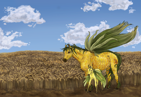 Fields Of Gold by polly-pony-lauren