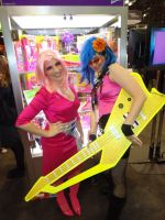 Jem and Misfit NYCC2011 by Dragonrider1227