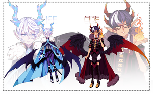 Demon Prince Auction (closed) by Kariosa-Adopts