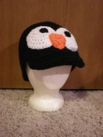 Penguin Brim Hat by FleurChung