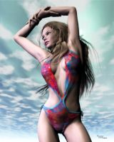 Like Flying Colours by vaia