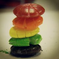 Skittles Stack 1 by TropicalxLondon