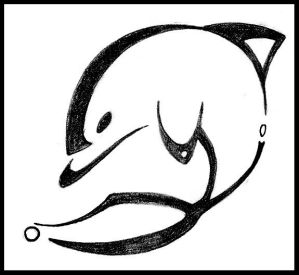 Tattoo Designs Dolphin