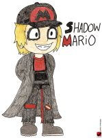 It'sa Me, Shadow Mario! by eshonen