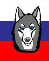 Russia Dog by FallOutWoman