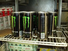 Monster Cans by CommanderA9