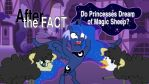 After the Fact: Do Princesses Dream of Magic Sheep by MLP-Silver-Quill