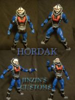 Hordak custom figure MOTU by Jinzin1
