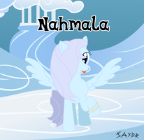 Gift - Nahmala (Updated) by Sayer09