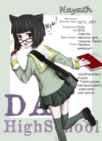 DA High School by HayAth