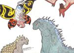 Goji and friends coloured by SkywalkerGirl666