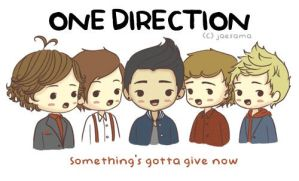 Chibi 1D by Summerpool1223334444