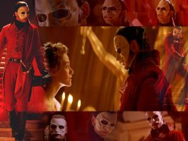 The Red Death Is Among Us by fretting