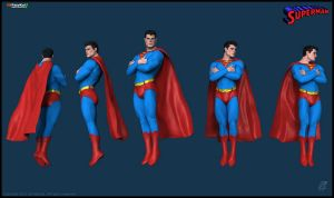 Superman KS by patokali