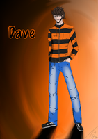 Dave Profile by Laoness