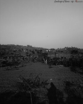 Landscape of Baros by KANErain