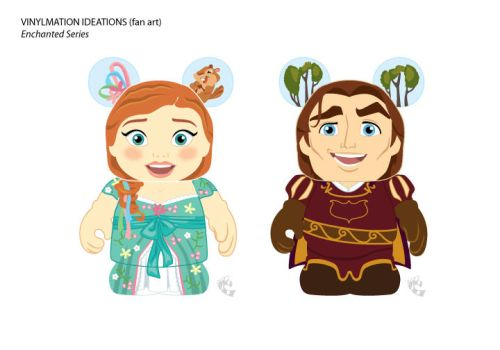 Giselle and Prince Edward by CBeeProject