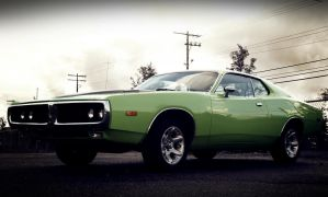 71 Dodge Charger by FrancesColt