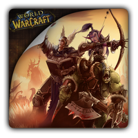 World of Warcraft icon by Themx141