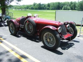 1932 Maserati 8C 3000/M chassis 3004 by Aya-Wavedancer