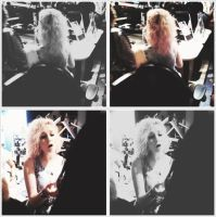 Perrie's hair by LittleMixFans